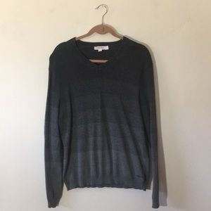 Calvin Klein V neck sweater